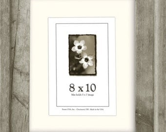 8x10 Barnwood Picture Frame