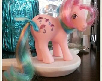 Gorgeous My Little Pony Rainbow G1 Parasol ~ Pretty!
