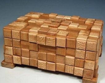 Lacewood tesserae box #1