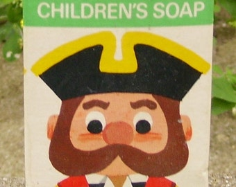 Camberwick Green The Mayor figural Soap Boxed 1970's Children's TV