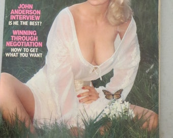 Vintage Playboy June 1980 Magazine