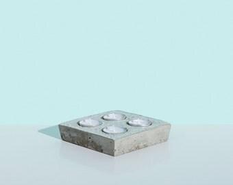 Geometric shape candlestick