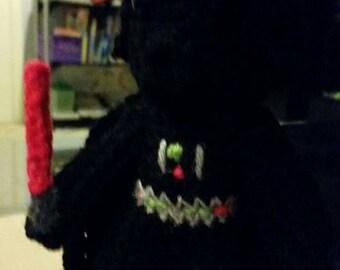 Crochet Darth Vader