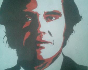 "Jack Nicholson 12""x""18"