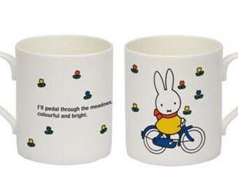 Miffy Bike cycling Mug