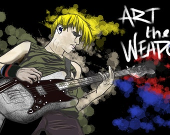 Mikey Way - Art is the Weapon