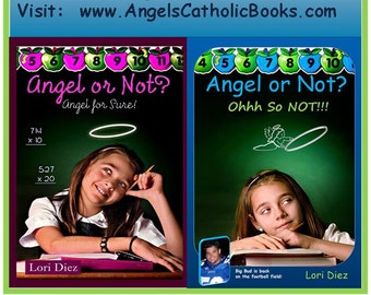 Angels Catholic Book Series: Book One and Two
