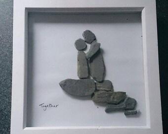 Pebble Art - Together