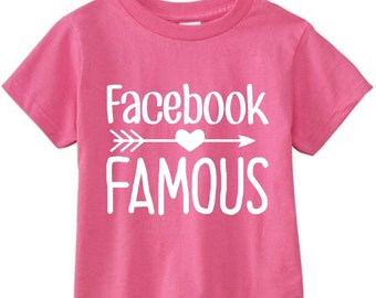 Facebook Famous - boy - girl - toddler - baby - trendy