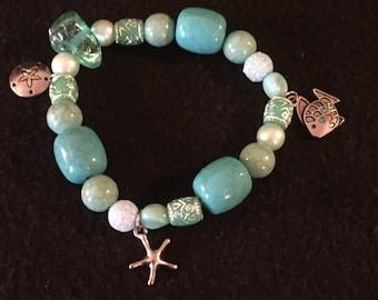 Sea lovers Charm Bracelet