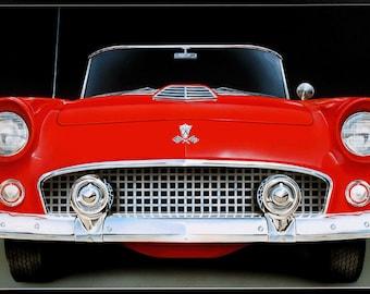 Red T-Bird