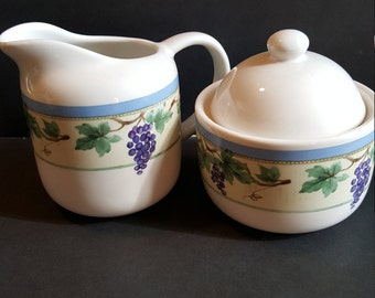 PFALTXGRAFF CREAMER And SUGAR Bowl Set Of Three
