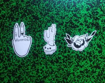 HOPELESS Stickers