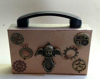 Steam Punk Clutch