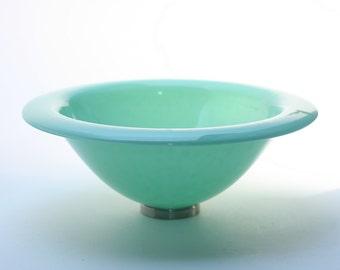 Celadon Green Basin