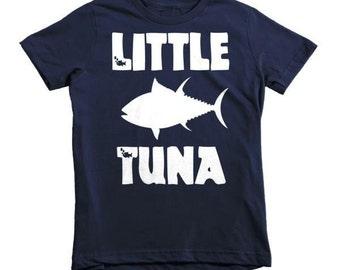 Little Tuna Nautical T-Shirt - Kids