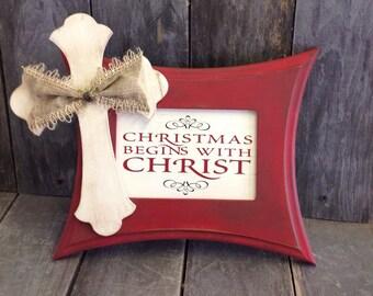 Christmas Message Frame