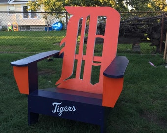 Detroit Tigers chair