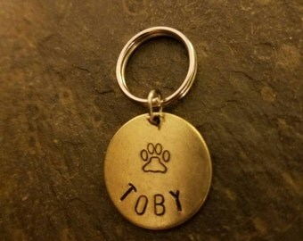 Personalized Dog Name ID Tag