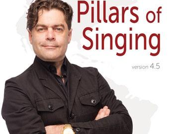 The Four Pillars of Singing - Hard Copy Book