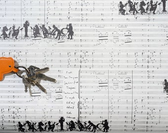 Paper ORCHESTRA - Sheet format 70 x 100cm