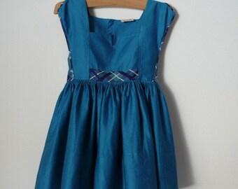 Teal blue c. 1945