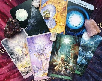 10 Tarot Reading (General, Love, and Financial)
