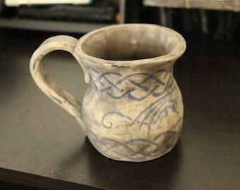 Blue Dragons Mug