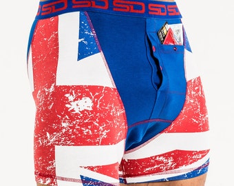 Union Jack Smuggling Duds Boxer Briefs