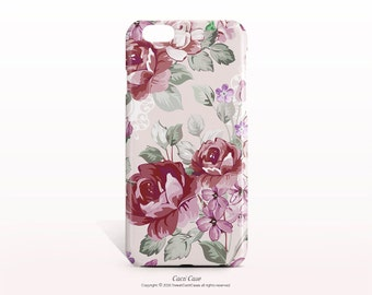 iPhone 7 Case floral iPhone 7 Plus Case iPhone 6S Case iPhone 6 Plus Case iPhone 6 case iPhone 6S Plus Case Samsung Galaxy S5 Case