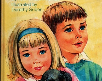 Tell Me About God a Completely New Edition - Mary Alice Jones - Dorothy Grider - 1967 - Vintage Kids Book