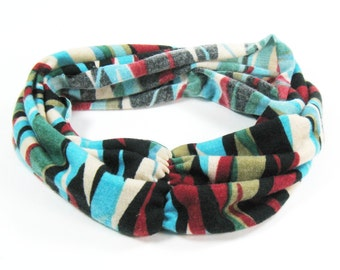 Turban Headband - Bright Grass