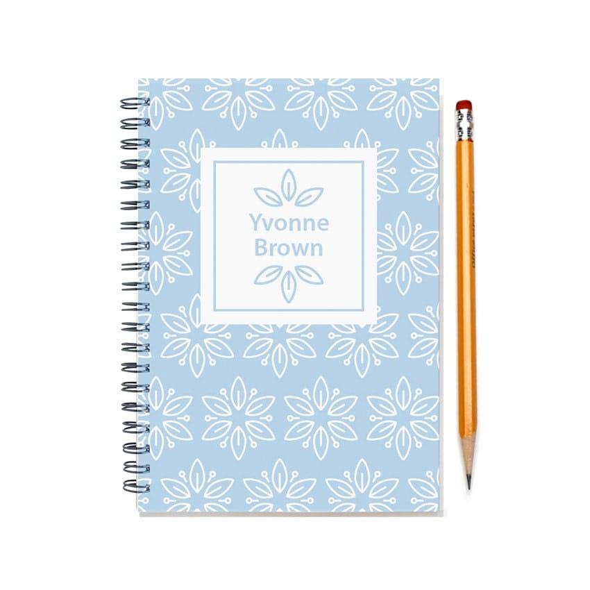 Calendar Planner Notebook : Monthly planner personalized month calendar notebook