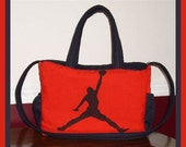 New custom made Michael Jordan JUMPMAN diaper bag Colors