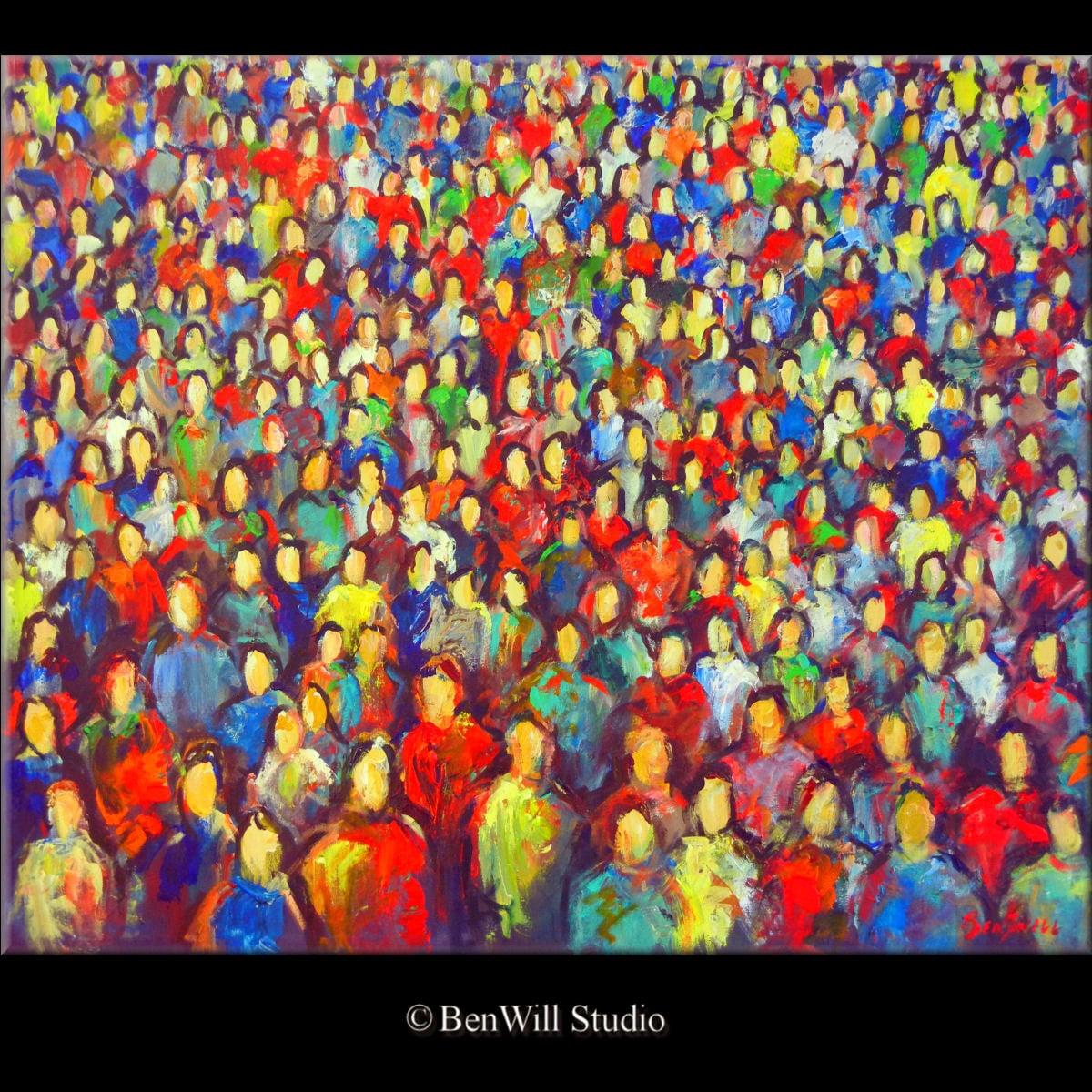 abstrait peinture art moderne tableau contemporain color u00e9