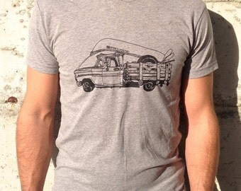 Drew's Truck tee