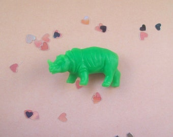 Rhinoceros Hair Clip