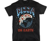 Pizza on Earth shirt by Betty Turbo