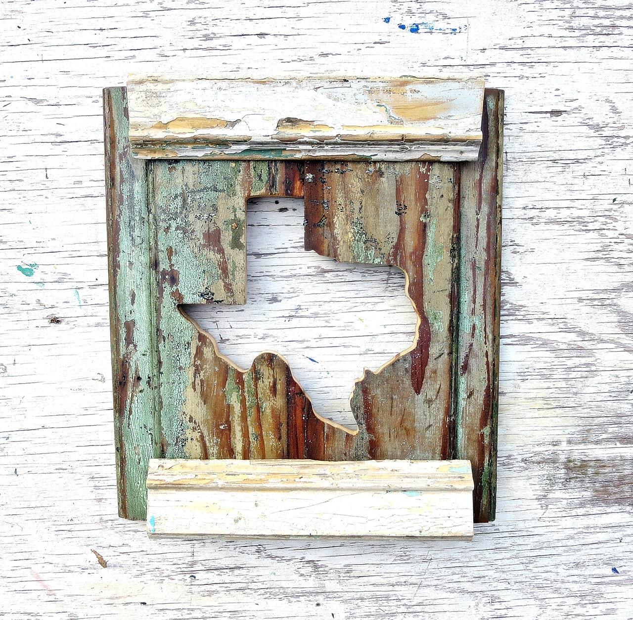 texas wall art rustic wood decor rustic texas decor by. Black Bedroom Furniture Sets. Home Design Ideas
