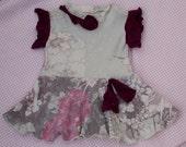 Floral Dress Sz 12 18 months