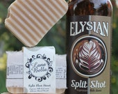Split Shot Stout Biscotti Beer Soap