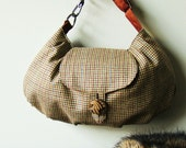 Cocoon bag - sherlock lovers