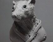 100 Heads Project - #20 Splinter TMNT Rat
