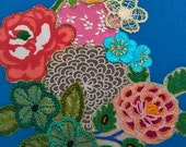 Greeting Card - Original Textile Artwork - Gift