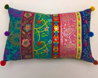 Bright Bohemian Cushion / Pillow Cover
