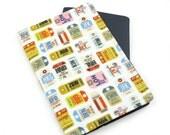 Travel Tags Passport Cover, Passport Holder, Passport Wallet, Passport Case, Travel Gift