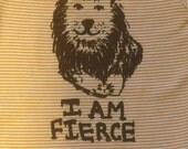 I Am Fierce onesie or toddler shirt