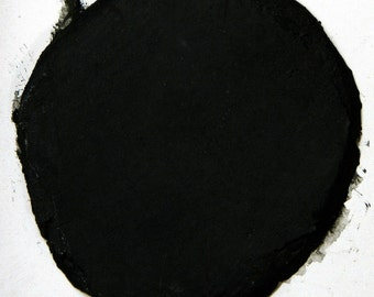 Deep BLACK 2 Pounds Mosaic Tile Grout Sanded Polymer Fortified for Home Projects - Just Add Water