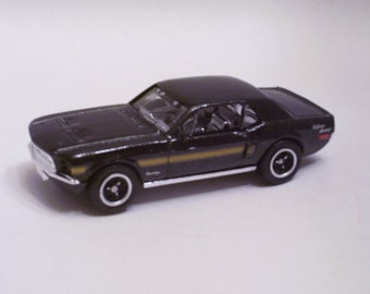1968 Ford Mustang GT/CS : Hot Rod, Man Cave, Refrigerator, Tool Box, Stocking Stuffer, Magnet