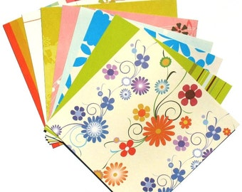 Rainforest - 6x6 MemoryStor Paper Pack